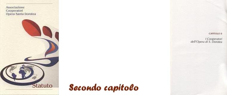 Statuto-Secondo Capitolo